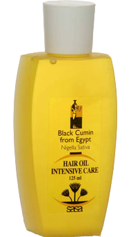 Black Seed Intensive Hair Care Oil